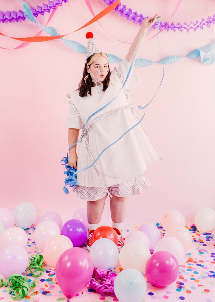 It's My Party Promo Shoot
